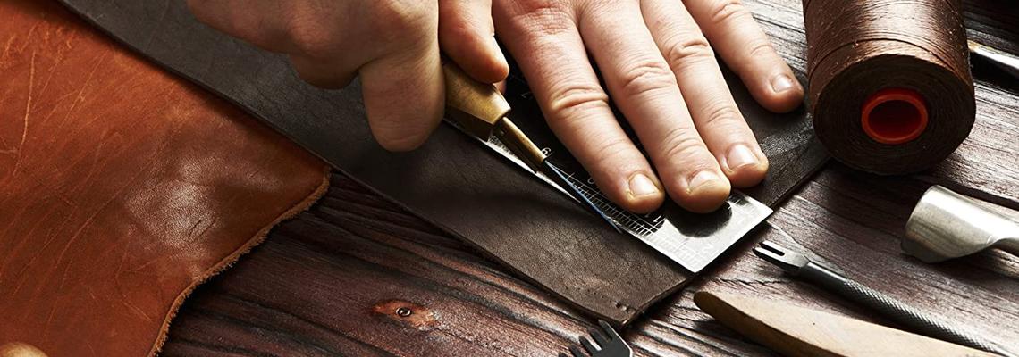 Machines de découpe de cuir